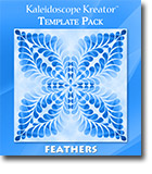 Feathers Template Pack